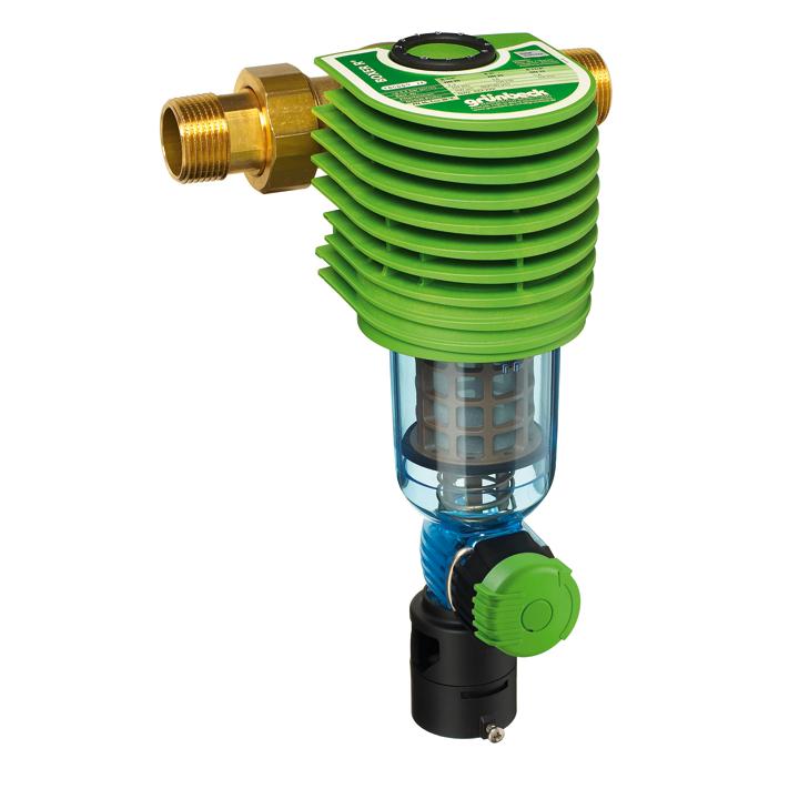 Relativ Wasserfilter Hausanschluss // Funktion, Kauf & mehr... RD12