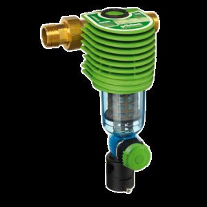 Wasserfilter für Trinkwasser im Hausanschluss Haustechnik-Wissen