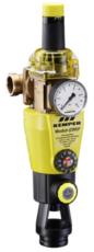 Darstellung einer Druckminderer-Wasserfilter-Kombination Haustechnik-Wissen