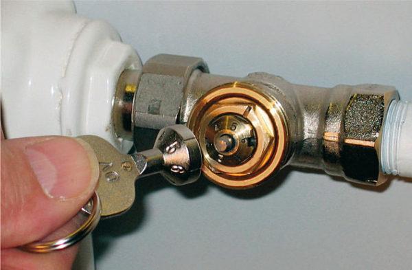 Voreinstellbares Thermostatventil Oventrop Haustechnik-Wissen