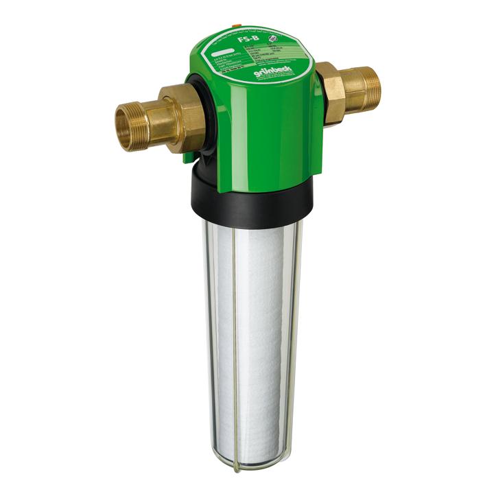 Turbo Wasserfilter Hausanschluss // Funktion, Kauf & mehr... RU43