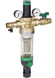 Darstellung einer Hauswasserstation Honeywell, Haustechnik-Wissen